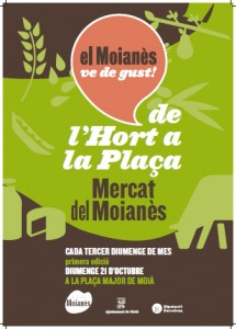  MERCAT DE L'HORT A LA PLAA - MO
